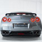 Nissan GTR grijs-5068