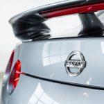 Nissan GTR grijs-5070