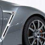 Nissan GTR grijs-5072