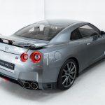 Nissan GTR grijs-5073