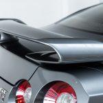 Nissan GTR grijs-5082