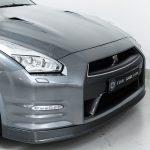 Nissan GTR grijs-5083