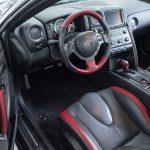 Nissan GTR grijs-5088
