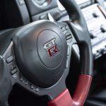 Nissan GTR grijs-5089