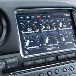Nissan GTR grijs-5095