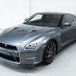Nissan GTR grijs-5115