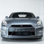 Nissan GTR grijs-5116