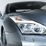 Nissan GTR grijs-5117