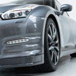 Nissan GTR grijs-5123