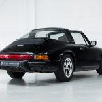 Porsche 911S zwart--2