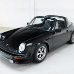 Porsche 911S zwart-5015
