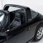 Porsche 911S zwart-5020