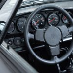 Porsche 911S zwart-5034