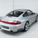 Porsche 996 Carrera 4S zilver-5272
