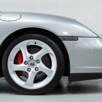 Porsche 996 Carrera 4S zilver-5277