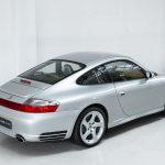 Porsche 996 Carrera 4S zilver-5279