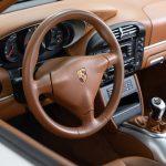 Porsche 996 Carrera 4S zilver-5296