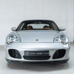 Porsche 996 Carrera 4S zilver-5310