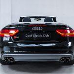 Audi S5 cabrio zwart-7853