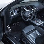 Audi S5 cabrio zwart-7857
