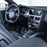 Audi S5 cabrio zwart-7865