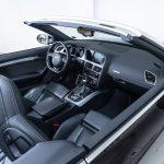 Audi S5 cabrio zwart-7867