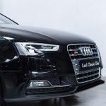 Audi S5 cabrio zwart-7886