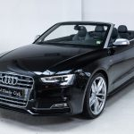 Audi S5 cabrio zwart-7892