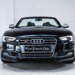 Audi S5 cabrio zwart-7893