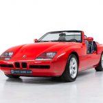 BMW Z1 rood-