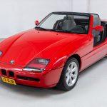 BMW Z1 rood-4545