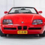 BMW Z1 rood-4546