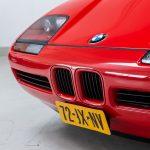 BMW Z1 rood-4553
