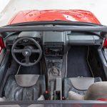 BMW Z1 rood-4557