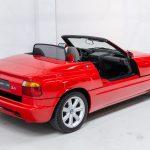BMW Z1 rood-4559