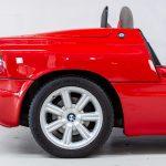 BMW Z1 rood-4561