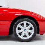 BMW Z1 rood-4562