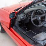 BMW Z1 rood-4570