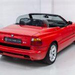 BMW Z1 rood-4583