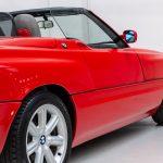 BMW Z1 rood-4584