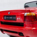 BMW Z1 rood-4585