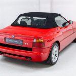 BMW Z1 rood-4590