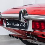 Jaguar E-Type cabrio rood-2098