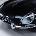 Jaguar E-Type zwart-7739