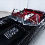 Jaguar E-Type zwart-7740