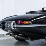 Jaguar E-Type zwart-7750