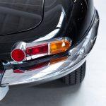 Jaguar E-Type zwart-7751