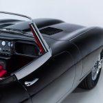 Jaguar E-Type zwart-7783