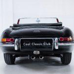 Jaguar E-Type zwart-7786