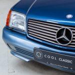 Mercedes SL500 blauw-4431